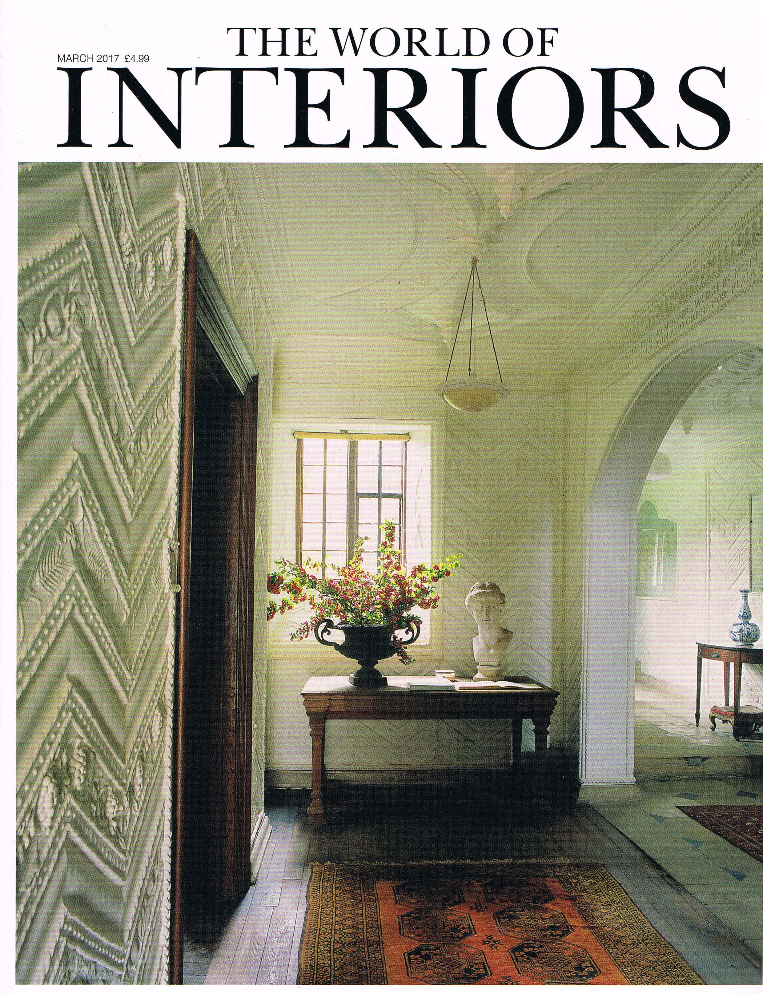 The World of Interiors - March 2017 - Rupert Bevan